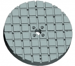 Плита  круг-лая  диаметром  240 и 320 мм