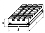 Плиты прямоуголь-ные шириной 240 мм