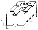 Планка шириной  60 мм
