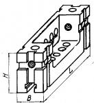 Планка соединительная шириной 90 мм